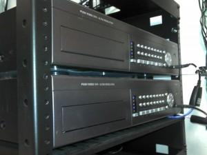 DVR wall rack 2